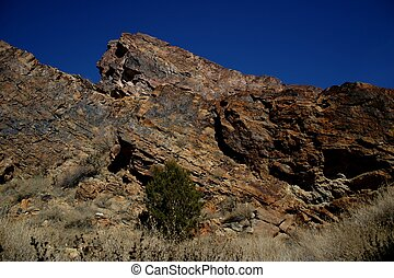 Granite Outcrop - Some say this granite outcropping in the...