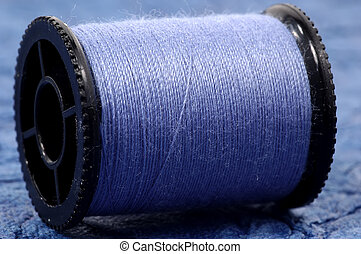 Thread Spool - Photo of a Thread Spool