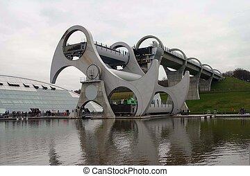 millennium wheel 3 - millennium wheel Falkirk,central...