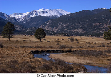 Rocky Mountains - Rocky Mountain National Park, Colorado