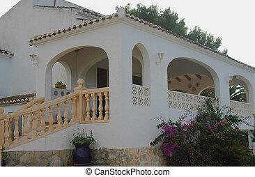 2, Landhaus, spanischer