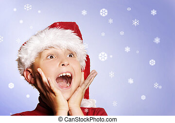 Magical Christmas - Expressions of excitement and wonder