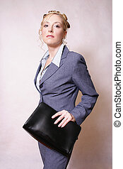 Business Woman - Confident busiensswoman