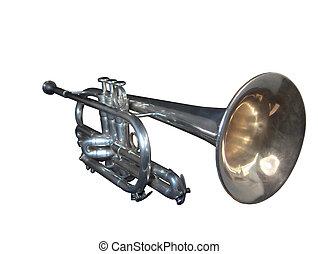 Brass Trumpet - Trumpet