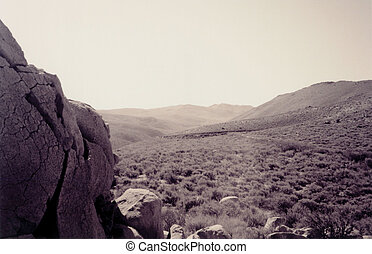 reno desert - BLM land outside of Reno, shot on...