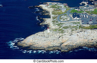 Peggy's Cove Nova Scotia.