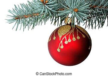 vánoce, výzdoba