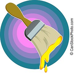 Paint Brush - Decorators paint brush
