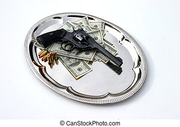 .45 ACP with Cash