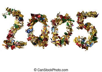 Confetti - 2005 in confetti
