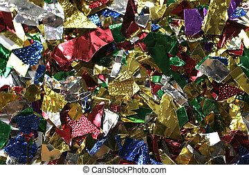 Confetti - Background