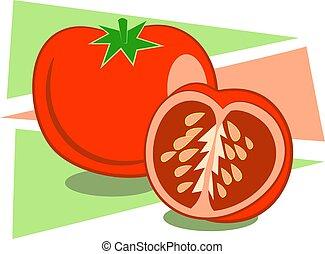 Tomatoes design