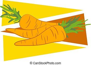 Carrots design