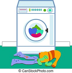 Laundry - Household laundry