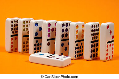 Dominoes - Photo of Dominoes