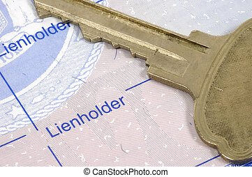 Lienholder - Key and Title