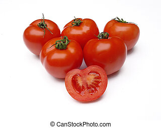 5+1/2 Tomatoes - 5+1/2 Nice Tomatoes from Turkey