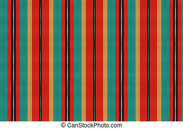 Fabric Background - Striped fabric background texture