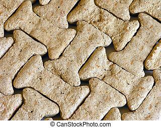 Dog Bone Pattern - Small Dog Bone Treat Pattern