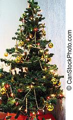 Christmas Tree - a christmas tree