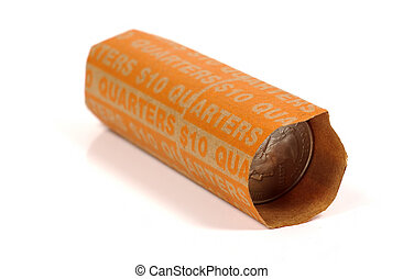 Roll of Quarters