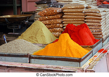 Marking powder - Powder shop, Jaipur, India