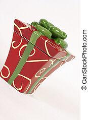 Giftbox angled - Angled view giftbox