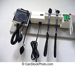 Medical Tools 2 - Various medical diagnostic tools