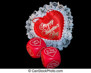 Valentine Day Series - Valentines Day Series - Roll the dice...