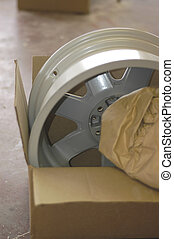 REQUEST New Wheel - new wheel in the box