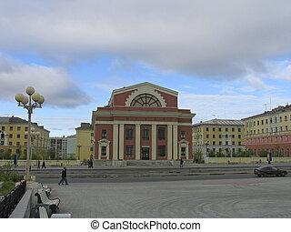 Museum - Russia Norilsk Museum