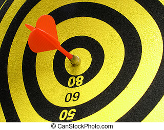On Target! - A Direct Hit bulls eye!