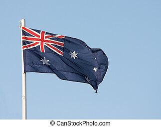 Australian flag - The national flag of Australia
