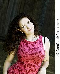 Beautiful girl - Beautiful young woman