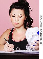 Fitness Assessment - eg fitness/dietary/physical assessment...