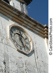 clocktower - clock tower