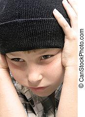 Forsaken - Homeless youth<br> One of my kids on the street...