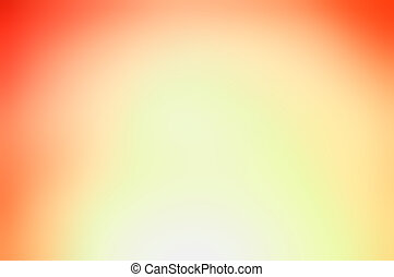 Abstract in Warm Tones 2 - Gradation background abstract of...