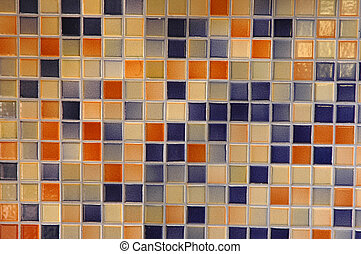 Mosaic Background P - Mosaic background design