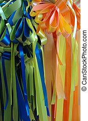 ribbons III - ribbons