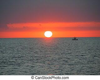 Sunset Key Largo