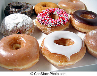 Donuts - Assorted donuts