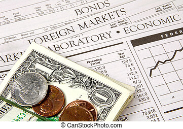 Financial Markets - Money and Financial Newspaper