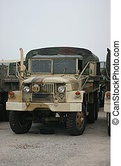 ARMY TRUCK in california