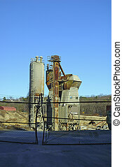 Concrete Plant - Photo of a Concrete Plant