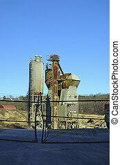 Concrete Plant - Photo of a Concrete Plant