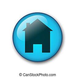 aqua button home