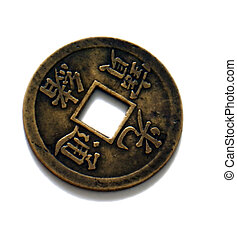 One Cash - Chinese One Cash Coin