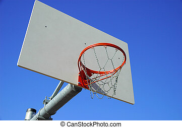 Basketball hoop - Outdoor Basketball Hoop