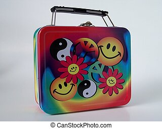 lunch tin - a child's lunch box